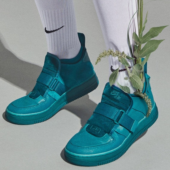 buy popular 04c3f 0ac36 NWT Nike AF1 Explorer XX Geode Teal W AUTHENTIC NWT